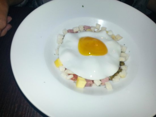 Bistrot Les Traditions : Egg of the month!