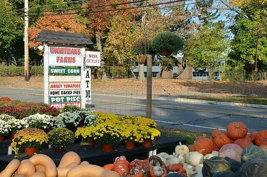 Morristown, Nueva Jersey: The FARM n Fall colors