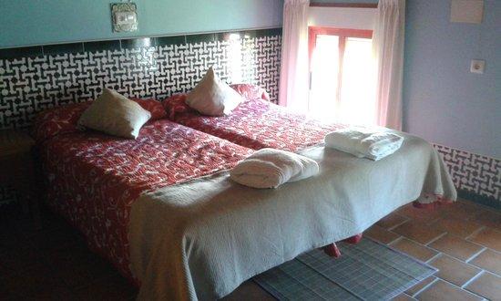 La Estancia Villa Rosillo: La habitación.