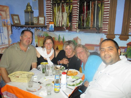 Morocco Private Tours & Excursions: Dinner with Sarhan