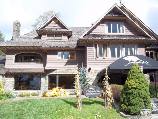 Chetola Resort at Blowing Rock: Old Manor House