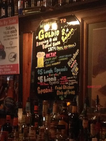Goldie's Saloon
