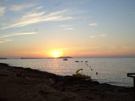 Apartamentos Poniente Playa: Sunset