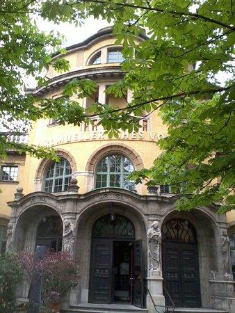 Mullersches Volksbad: Das Volksbad