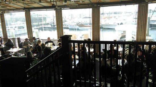 The Mooring Restaurant Newport Rhode Island