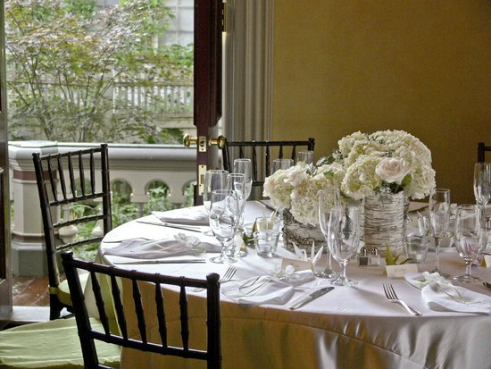 Wedding Reception Picture Of Taylor House Bed And Breakfast