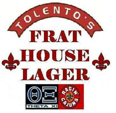 Tolento's Ice House Grille : Our own brew... priced for you! $2.50 pints always!
