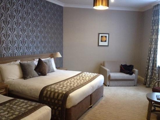 Cosmopolitan Hotel: deluxe suite 115