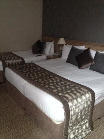 Cosmopolitan Hotel: deluxe room 115