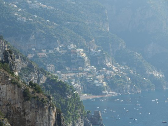Prestige Rent : Positano. Most cruise tours do not go there.