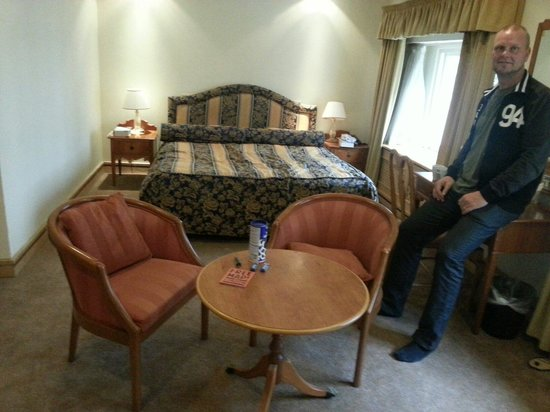 Troy Hotel : Our lovely room