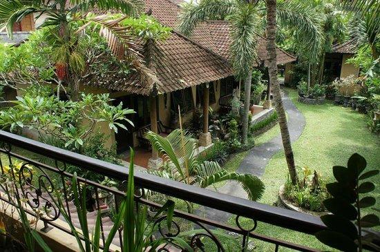 домики Sehati Guesthouse