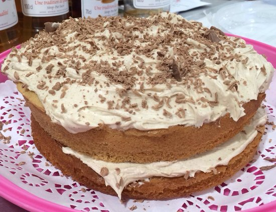 Coffee and cake deal just £2.95