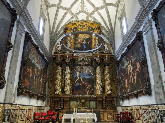 Interior de la Catedral de Tarazona: fotografía de Catedral Santa María de la...
