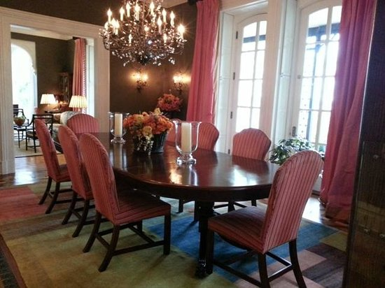 E.B. Morgan House : Beautiful Dining Room