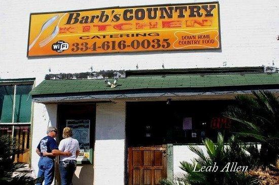 Barbs Country Kitchen Eufaula Al