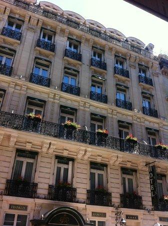 Hôtel Franklin D. Roosevelt : hotel