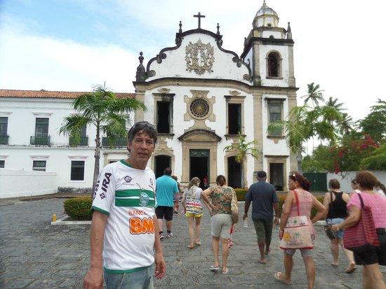 Basilica de Sao Bento : Igreja de São Bento - Olinda