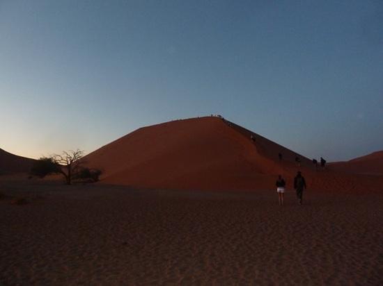Sossusvlei, Namibia: duin 45