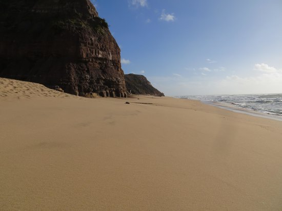 Carvalhal, Portugal: A nearby beach South of Peniche