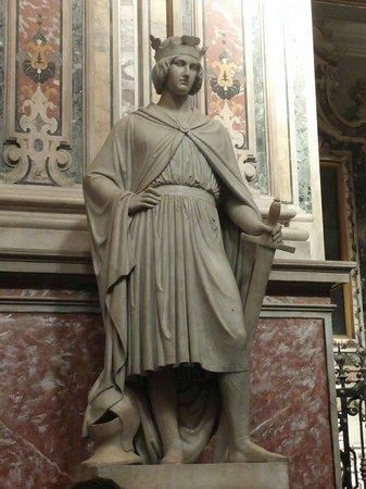 Associazione Culturale NarteA - Tours: Corradino di Svevia nella Basilica del Carmine a Napoli