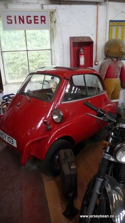 Llangollen Motor Museum: Bubble car