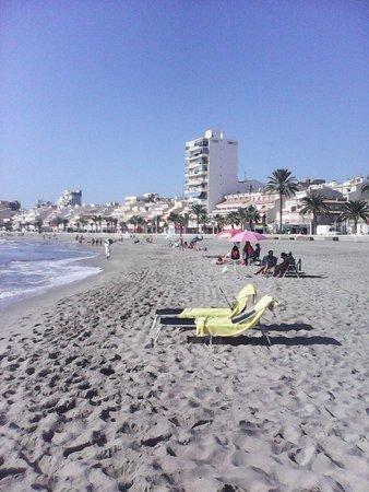 Hotel Jorge I: beach