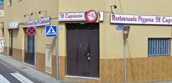 Restaurante Il Capriccio