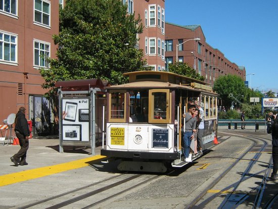 The San Francisco Sightseeing Company: A Street Car to Fishermans Wharf