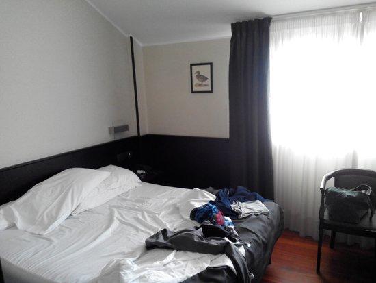 Hermitage Hotel: la camera