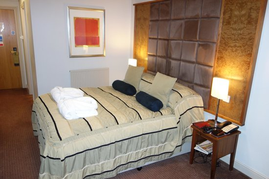 De Vere Cranage Estate: Our room