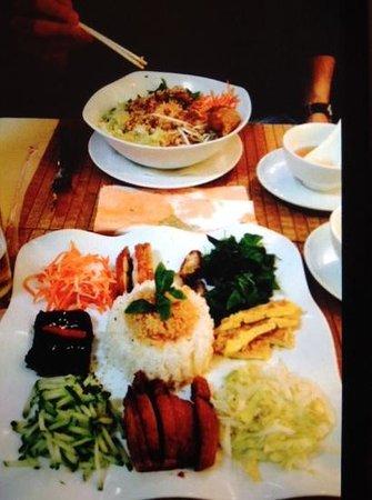 Nam Giao 31: comida vietnamita