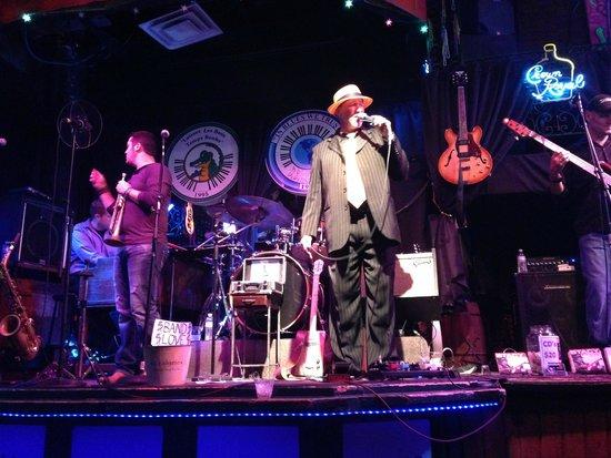 Bourbon Street Blues and Boogie Bar: Best Blues in Nashville