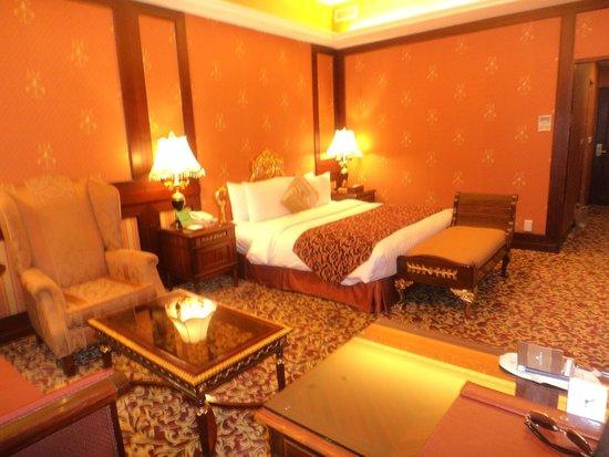Capital Hotel Dazhi : Apartamento