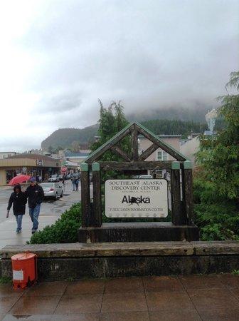 Southeast Alaska Discovery Center: The Discovery Center
