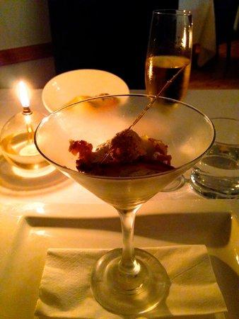 Le Bon Vivant: Dessert