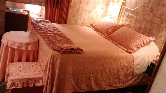 Continental Palacete: Ropa de cama de palacio...