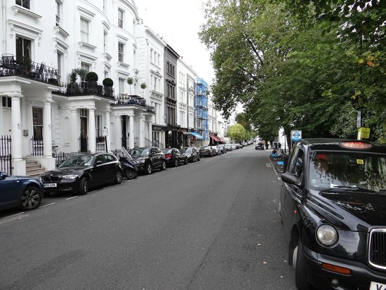 New Linden Hotel: Leinster Square