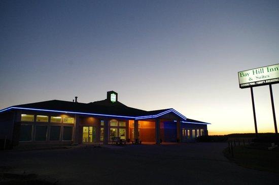 Neepawa, Kanada: MAIN ENTRANCE