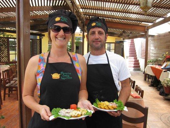 Casa de Avila - For Travellers : Proud of our Ceviche