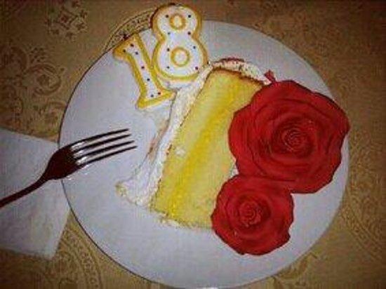 Torta di compleanno della mia amica picture of - Colorazione pagina della torta di compleanno ...