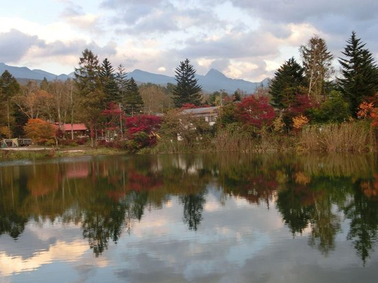 Tateshina Lake