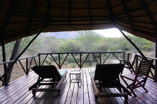 Blyde River Canyon Lodge: View from the Lodge