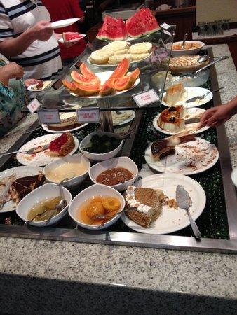 Bovinus : Nachtischbuffet