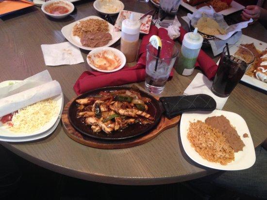 Rojo Mexican Bistro: Meal