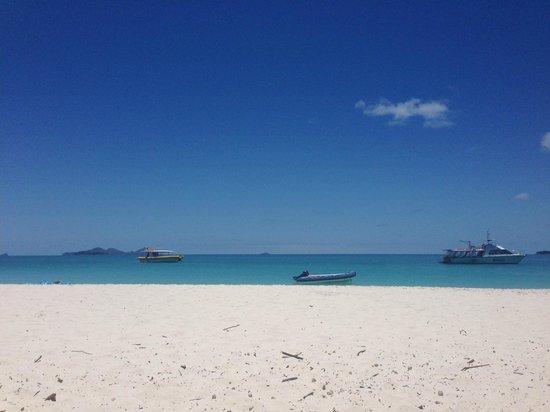 Big Fury Island Tour: Whitehaven Beach