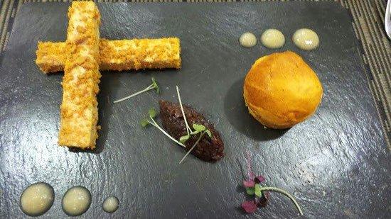 Le Balata: Speculoooooooos foie gras!!! ;-)))