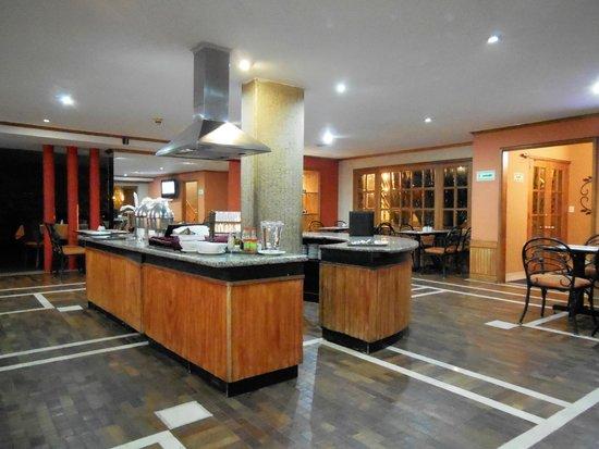Hotel Bogota Regency: Restaurant