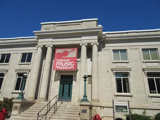 Vermillion (SD) United States  City pictures : ... Picture of National Music Museum, Vermillion TripAdvisor