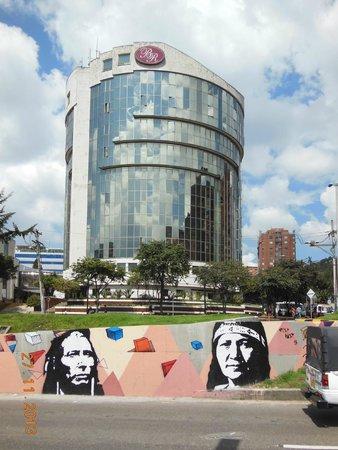 Hotel Bogota Regency: The Hotel